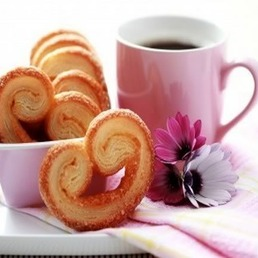 coffeebreak Desayuno meriendas cruasanes chocolate