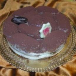 tiramisú tarta para catering Barcelona