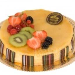 Pastel de crema pastelería y catering barcelona