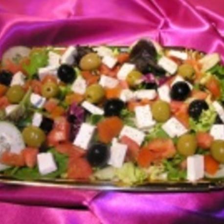 Big ensalada griega