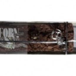 Turrón artesano de virutas de chocolate