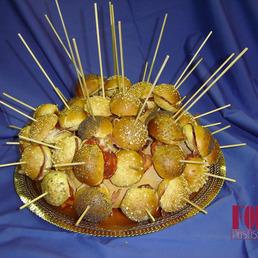 pan de pagés con brioces catering Barcelona evento