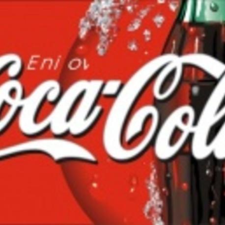 Big coca cola