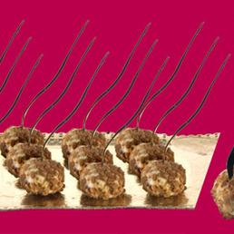 Dulce de queso de cabra pastelería de autor