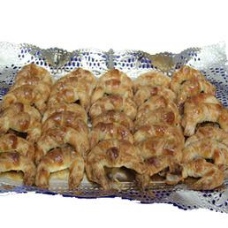 coffeebreak Desayuno meriendas mini cruasanes