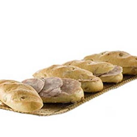 Big pan de viena con pipas