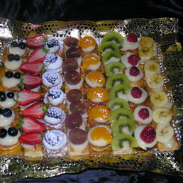 reposteria de fruta catering Barcelona