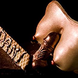 Pechos de chocolate despedidas soltero