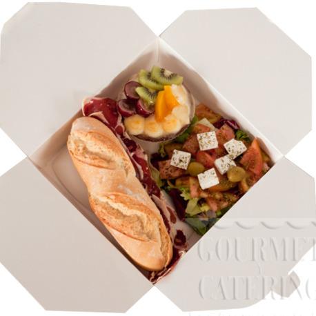 Big lunchbox griega