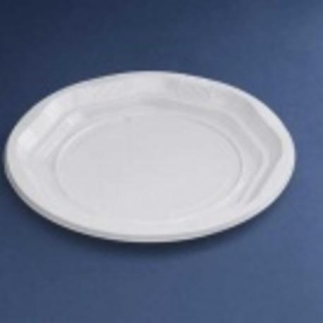Big plato plastico
