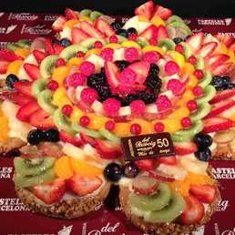 comprar Tartas y bandas de Fruta