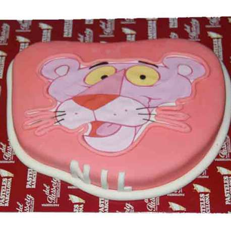Big pantera rosa