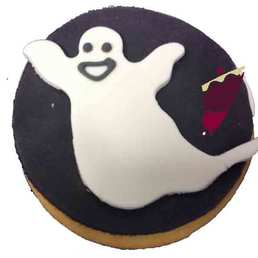 Galleta halloween