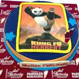 pastel personalizado con foto
