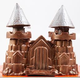 Castillo de Oro Nº36- Figura Nº36