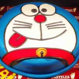 Pastel Doraemon