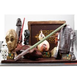 Star Wars completa - Figura nº1