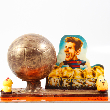 Big messi balon de oro