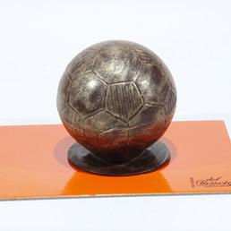 balón de oro chocolate negro