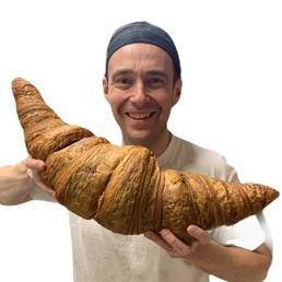 croissant, mantequilla, cruasan, cruasan, barcelona, catalunya, bolleria