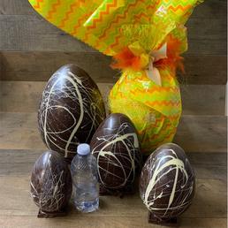 huevos de chcoloate, huevos de n pascua, pasqua, semana santa, barcelona catalunya