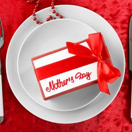 menú gourmet dia de  la madre