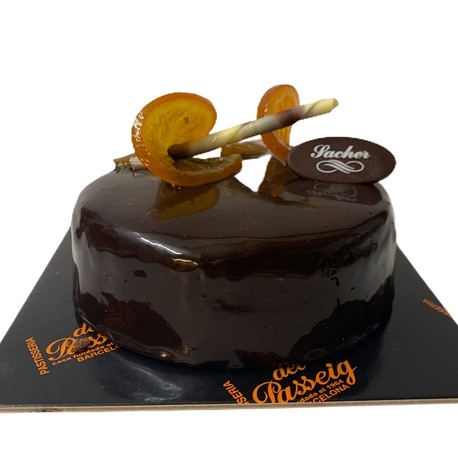 Big sacher naranja