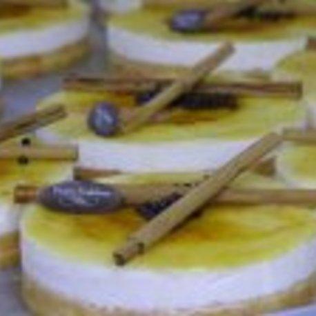 Big mousse crema catalana