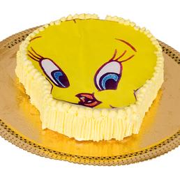 Pastel piolín (Tweety) cumpleaños infantiles