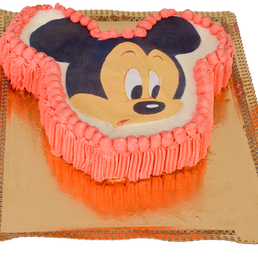 Pastel Mickey Mouse cumpleaños infantiles