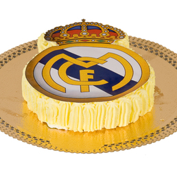 Pastel escudo Real Madrid