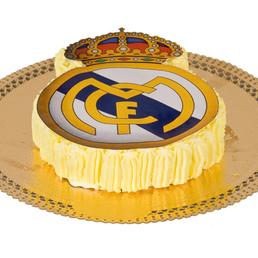 Pastel escudo Real Madrid