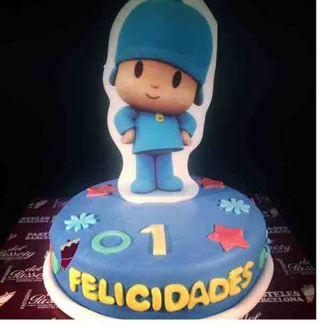 Big pocoyo petit