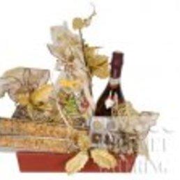 Cava Codorniu Pinot Noir Caja de barquillos artesa