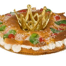 Tortel de reyes Nata
