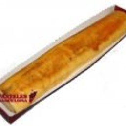 Brazo gitano sabor crema pastelera a domicilio