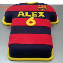 Camiseta Fc Barcelona a domicilio