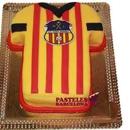 Camiseta Sant Andreu a domicilio