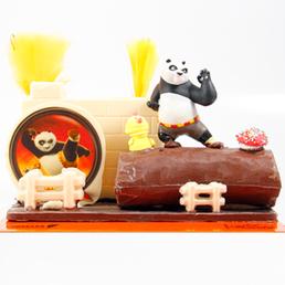 kung fu panda Mona de pasqua compar a domicilio
