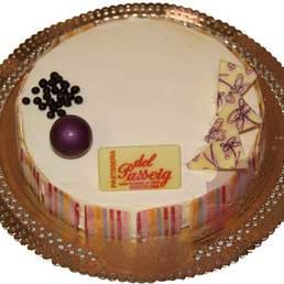 Pastel de yema pasteles a domicilio