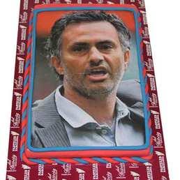 Foto para pastel del Mourinho