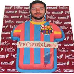 Camiseta Fc Barcelona con foto