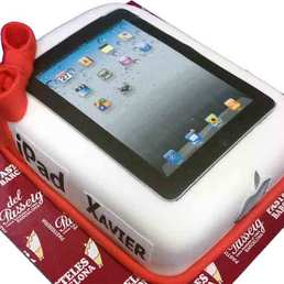 Ipad 2 Appel regalar pastel