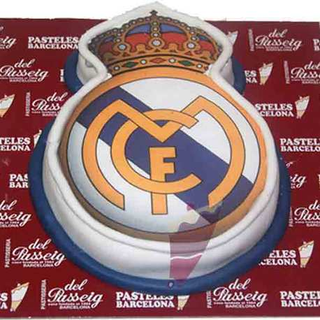 Big escudo madrid